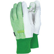 Essentials Gingham Ladies Gardening Gloves