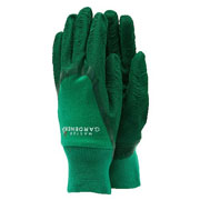 Mens Green Master Gardener Gloves