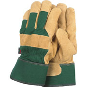 Classics Thermal Lined Ladies Leather Gardening Gloves - Small