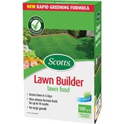 Scotts Lawnbuilder Lawn Feed - 2kg, 100 sq mtr coverage