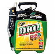Roundup Fast Action Pump 'n' Go Weedkiller Ready to Use 5L