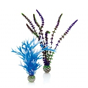 biOrb Blue & Purple Plant Set Medium