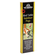 Bird Table Stabilisers - Set of 4