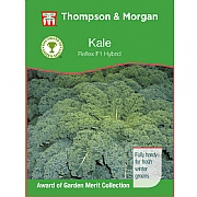 Thompson & Morgan Award of Garden Merit Kale Reflex