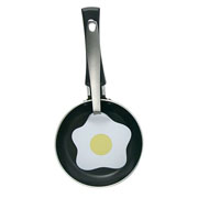Mini Egg Spatula and Pan