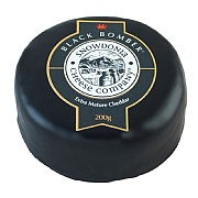Black Bomber Extra Mature Cheddar Truckle 200g