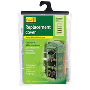 4 Tier Growbag Growhouse  Reinforced Replacement Cover
