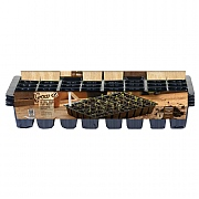 Gardman 40 Cell Seed Tray Insert (Pack of 5)