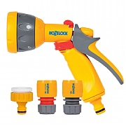 Hozelock Multi Spray Gun & Fittings