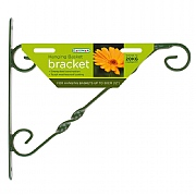 Hanging Basket Bracket 30cm Green