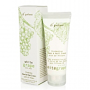 Di Palomo White Grape Hand & Nail Cream with UV Filters 75ml