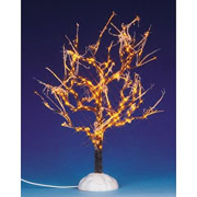 Lemax Lighted Ice Glazed Tree - Clear