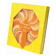 Orange & Lemon Jelly Slices 120g