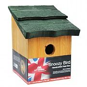Snoozy Bird Nest Box 32mm