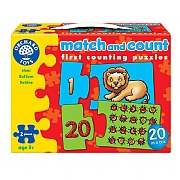 Orchard Toys Match & Count Jigsaw Puzzle
