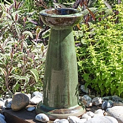 Wildlife World Echoes Bird Bath Pedestal