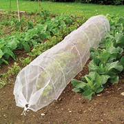 Grow Tunnel with Micromesh Insect Cover