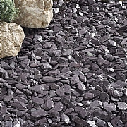 Kelkay Plum Slate Chippings Bulk Bag