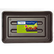 Premium Gravel Tray 52cm Black