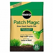 Miracle Gro Patch Magic Grass Seed, Feed & Coir Bag 1.5kg