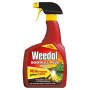 Weedol Rootkill Plus Weedkiller Ready To Use 1L