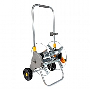Hozelock Metal Hose Cart 60m Capacity (empty)