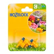 Hozelock Adjustable Micro Jet 180 Degree