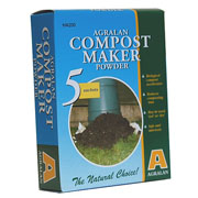 Soluble Compost Accelerator - 5 Sachets
