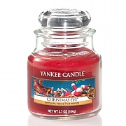 Yankee Candle Christmas Eve Small Jar Candle