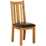 Vancouver Oak Dining Chair (NB043)