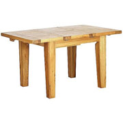 Vancouver Oak Extending Dining Table (NB058)