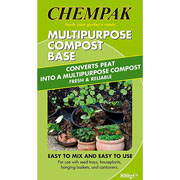 Chempak Multipurpose Compost Base 800g