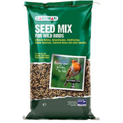 Gardman Seed Mix for Wild Birds - 12.75kg