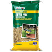 No-Mess Seed Mix - 12.75kg
