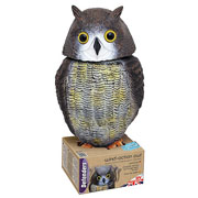 Defenders Wind-Action Owl Decoy