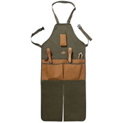 Garden Tool Apron with Split