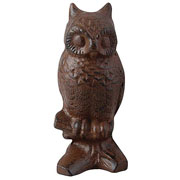 Cast Iron Owl - Small