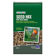 Seed Mix For Wild Birds - 2kg