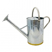 Copper Trim Watering Can 2Gallon - Galv.