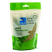 RSPB Dried Mealworms 100g