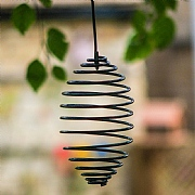 Wildlife World Spiral Bird Feeder