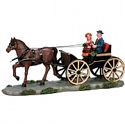 Lemax Carriage For Two