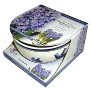 Hyacinths Blue Delft Bowl Gift Set