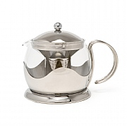 La Cafetiere Le Teapot 2 Cup - Stainless Steel