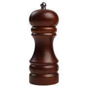 Capstan Hevea Dark Stain Pepper Mill