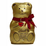 Lindt Chocolate Teddy Bear 100g