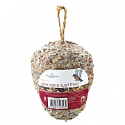 Chapelwood Pine Cone Suet Treat