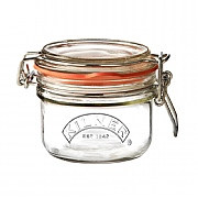 Kilner Round Clip Top Jar 125ml