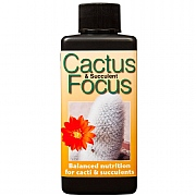 Growth Technology Cactus & Succulent Focus - 100ml