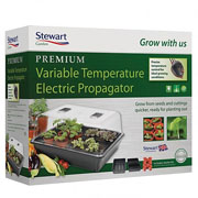 Stewart Premium Variable Control Electric Propagator - 52cm
